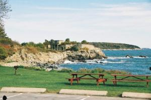 Fort Williams State Park in Cape Elizabeth, ME
